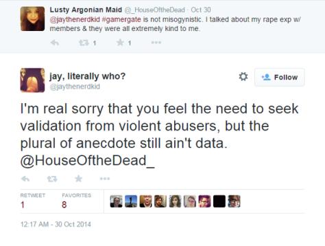 _HouseOftheDead Rape Seeking Validation