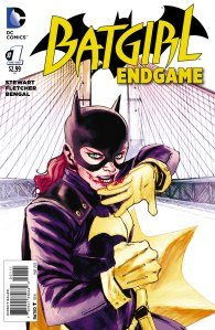 More Batgirl artwork by same artist that did the controversial Batgirl/Joker variant cover, Batgirl Endgame #1 by Rafael Albuquerque.